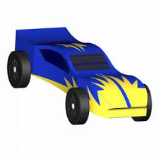 Pinewood Derby Cars Designs The Flash Pinewood Derby 3d Design Plan Instant Download