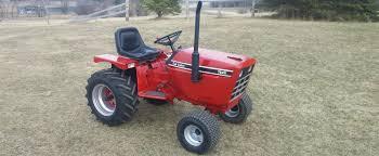 cub cadet 782 tractor 782d