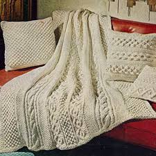 Knitted Afghan Patterns Delectable Knitted Afghan Patterns A Knitting Blog