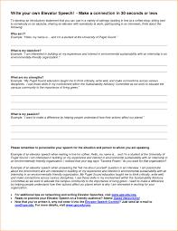 elevator resume sample elevator resume sample luxury beautiful elevator speech examples s