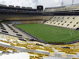 Lsu Tiger Stadium View From North Endzone 240 Vivid Seats