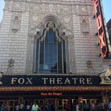 photo of the fox theatre saint louis mo united states the fantastic