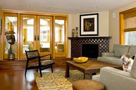 Yellow And Brown Living Room Mid Century Modern Living Room Mid Century Modern Apartment