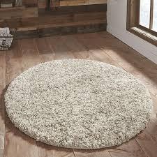 vista round gy rug natural mix