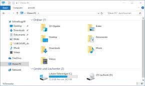 Windows 10 Explorer Windows Explorer öffnen Windows 10 7 8 So Gehts Giga