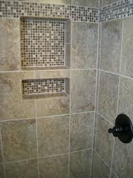 glass tile shower floor glass installing glass tile on shower floor