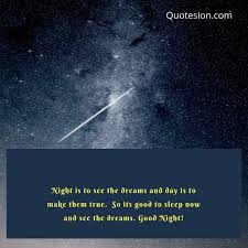 7 Awesome Good Night Quotes Quotesion