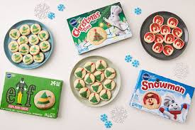 No measuring or mixing required with easy and delicious pillsbury cookie dough. Let It Dough Pillsbury S Winter Shape Sugar Cookies Return For The Holidays Pillsbury Com