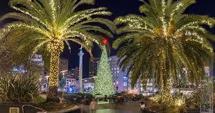 Finding Christmas In San Francisco  Exploring Our WorldChristmas Tree In San Francisco