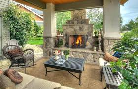 outdoor patio and backyard medium size decoration fireplace covered outdoor patio ideas backyard with small back