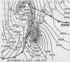 Hurricane Tracking Chart Florence Hurricane Hazel Wikipedia