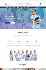 Medical Healthcare Templates Website Template Website