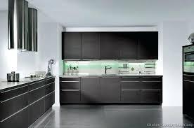 modern black kitchen cabinets. Brilliant Kitchen Kitchen Cabinet Ideas Modern Black Cabinets Interesting In  To K