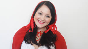 little red riding hood hair and make up tutorial