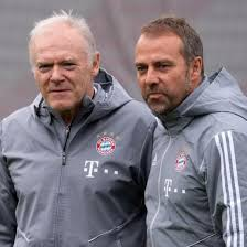 Flick, who led bayern munich to a ninth consecutive bundesliga title this season, will replace joachim low after the euro 2020 finals. Nationalmannschaft Gerland Bestatigt Gesprache Mit Flick Shz De