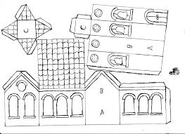 Zaanse Huisjes Kleurplaat Creative City Debouwplaat Jouwweb Nl