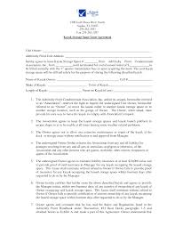 Storage Space Lease Agreement By Kte19424 Storage Lease