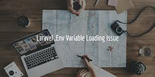 laravel env variable loading issue