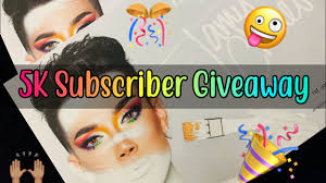 WAIT SISTER | 5,000 Subscriber Makeup Giveaway CLOSED | Made Up by Kirsten