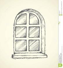 window drawing. Brilliant Window Window Vector Drawing Inside Window Drawing I