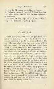 177) Page 171 - Record of the descendants of John Alexander - Histories of  Scottish families - National Library of Scotland