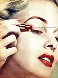 1950s eye makeup glamour tips eyeshadow what is your face type exercises to aid beauty get a lovelier neck how to apply