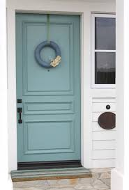 Wythe Blue Sherwin Williams Popular Front Door Paint Colors