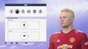 Scott mctominay is a center defensive midfielder from scotland playing for manchester united in the england premier league (1). Scott Mctominay Fifa 19 Look Alike Virtual Pro Club Youtube