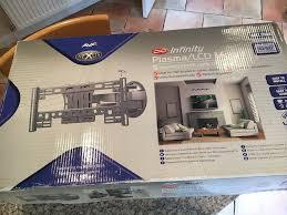 avf nexus 704 plasma lcd wall mount with 5 swivel points 30 50 inch