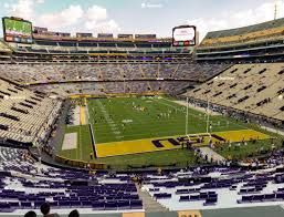 Lsu Tiger Stadium Section 236 Seat Views Seatgeek