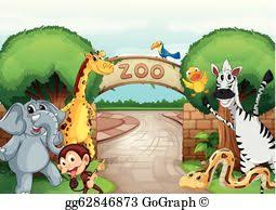 Image result for zoo clipart