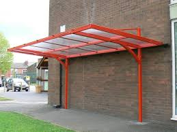 free standing canopy standard