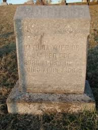 Matilda Hilton See (1848-1905) - Find A Grave Memorial
