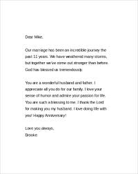 Free 10 Sample Of Love Letters To Husband Doc
