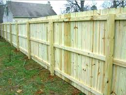 building a fence on uneven ground installing privacy fence panels on uneven ground best way to