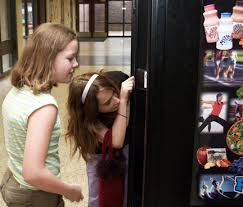 Problems With Vending Machines At School Gorgeous Vending Machine Food Linked To Kids' Health Problems According To
