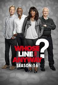 """Whose Line is it Anyway? 16x01 """"Amber Riley"""" - Trakt.tv"""