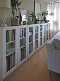 billy bookcases with grytn s glass doors