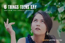 What girl teens say