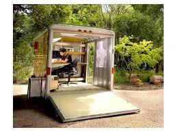 tiny house office. u0027wells cargou0027 trailer office exterior photo tiny house listings