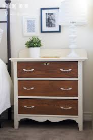 two tone furniture painting. two tone furniture painting twotonednightstand h