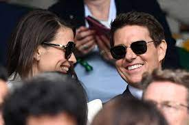 Tom Cruise hits Wimbledon with co-stars ...