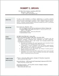 general resume general resume objective examples for retail it all jobs free with