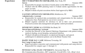 resume resume outline summer internship resume examples delectable internship resume objective sample resume for internshipssummer internship resume objective examples for internships