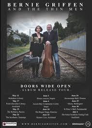 Bernie Griffin Returns With Brand New Album   Artist News   NZ ...