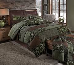 camo cobblestone quilts throws shams pillows and accessories by donna sharp