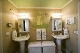 All photos. Boy and girl bathroom ...