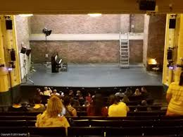 Theater Three Port Jefferson Seating Chart Hudson Theatre Dress Circle View From Seat Best Seat Tips