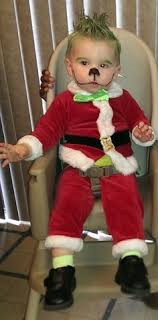 the grinch baby costume. Plain The Grinch Baby Costume For The
