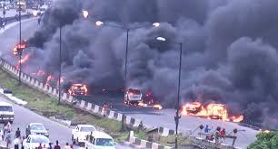 Image result for otedola bridge tanker